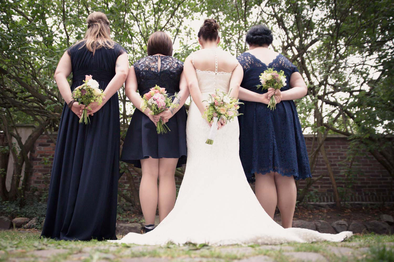 Hochzeitsfoto Leipzig Gruppenbild