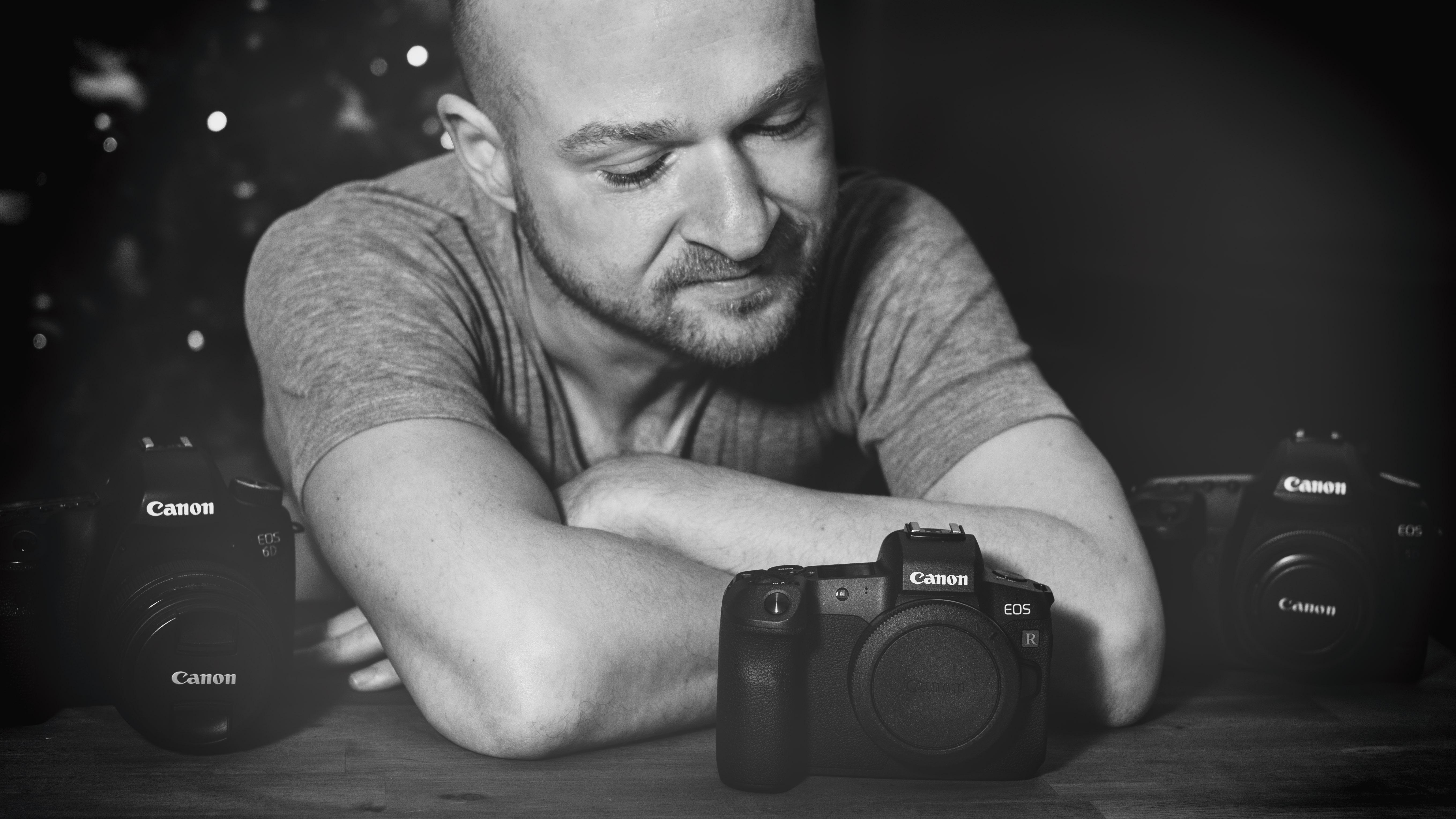 Canon EOS R 5D 6D