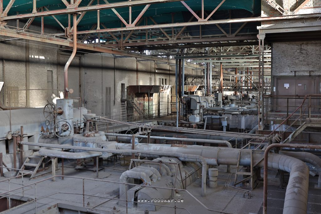 Kraftwerk Vockerode Lostplace Braunkohlekraftwerk Urban Exploring